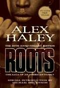 Roots: The Saga of an American Family Cover
