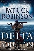 The Delta Solution: An International Thriller Cover
