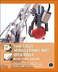 Lego Mindstorms NXT Idea Book Design Invent & Build