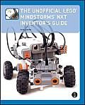 The Unofficial Lego Mindstorms NXT Inventor's Guide Cover