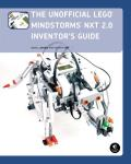 Unofficial Lego Mindstorms Nxt 2.0 Inventor's Guide Cover