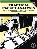 Practical Packet Analysis: Using Wireshark to Solve Real-World Network Problems Cover