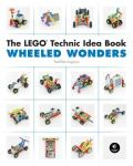 Lego Technic Idea Book: Wheeled Wonders (Lego Technic Idea Book) Cover