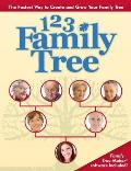 1-2-3 Family Tree Including Family Tree Maker Version 16: The Fastest Way to Create and Grow Your Family Tree, Fourth Editon