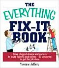 Everything Fix It Book From...