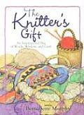 Knitters Gift An Inspirational Bag of Words Wisdom & Craft