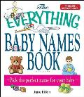 Everything Baby Names, 2nd Ed. (Everything)