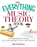 Everything Music Theory Book A Complete Guide to Taking Your Understanding of Music to the Next Level With CD