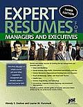 Expert Resumes For Managers & Executives 3rd Ed