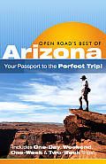 Open Roads Best Of Arizona 3rd Edition