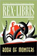 Rex Libris Volume 2 Book Of Monsters