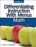 Differentiating Instruction with...