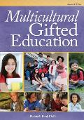 Multicultural Gifted Education, 2e