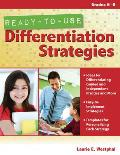 Ready-To-Use Differentiation...