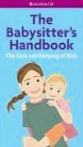 American Girls Babysitters Handbook & Keeping Of Kids