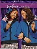 American Girl Rebecca 02 Rebecca & Ana 1914