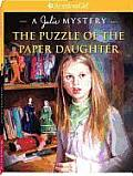 American Girl Julie Mystery Puzzle of the Paper Daughter