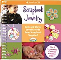 Scrapbook Jewelry: Cute and Clever Jewerly Made from Scrapbook Supplies!