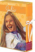 Julie 6 Volume Boxed Set [With Dice and 14 Playing Cards and Storage Envelope and 4 Playing Pieces and Gameboard]