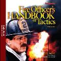 Fire Officer's Handbook of Tactics, Third Edition -- Audio Book