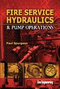 Fire Service Hydraulics & Pump Operations