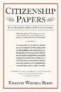 Citizenship Papers Essays