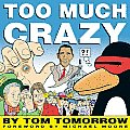 Too Much Crazy Cover