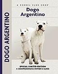 Dogo Argentino 125 Kennel Club