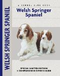 Welsh Springer Spaniel A Comprehensive Owners Guide