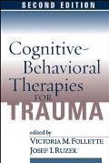 Cognitive-Behavioral Therapies...