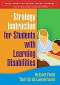 Strategy Instruction for Students With Learning Disabilities (06 - Old Edition)
