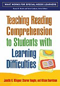 Teaching Reading Comprehension To Students With Learning Difficulties (07 Edition)