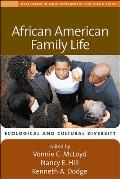 African American Family Life Ecological & Cultural Diversity