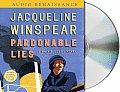 Pardonable Lies A Maisie Dobbs Abridged