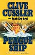 Plague Ship (Large Print) (Large Print Press) Cover