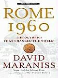 Rome 1960: The Olympics That Changed the World (Large Print Press) Cover