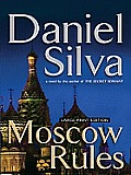 Moscow Rules (Large Print) (Large Print Press) Cover