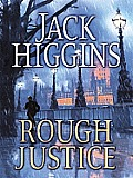 Rough Justice (Large Print) (Large Print Press) Cover