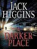 A Darker Place (Large Print) (Large Print Press) Cover