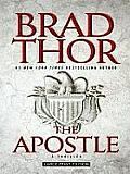 The Apostle: A Thriller (Large Print) (Large Print Press)