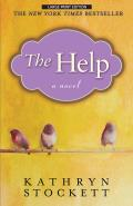 The Help (Large Print) (Large Print Press) Cover