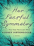 Her Fearful Symmetry (Large Print) Cover