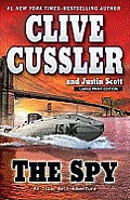 The Spy (Large Print) (Isaac Bell Adventures) Cover