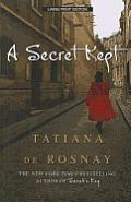 A Secret Kept (Large Print)
