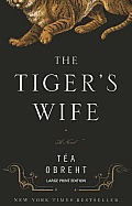 The Tiger's Wife (Large Print) Cover