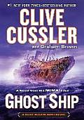 Ghost Ship: A Novel from the Numa Files (Large Print) (Kurt Austin Adventure)