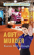 A Gift for Murder (Market Center Mysteries) Cover