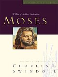 Moses: A Man of Selfless Dedication (Large Print) (Christian Large Print Originals)
