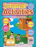 Summer Activities K 1st Grade
