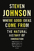 Where Good Ideas Come from: The Natural History of Innovation Cover